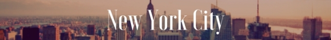 New York City Header
